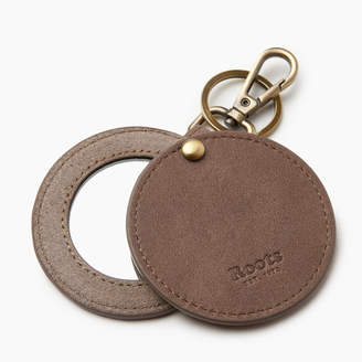 Roots Mirror Key Ring