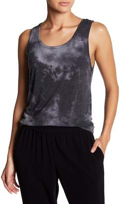 Alice + Olivia Reginald Hi-Lo Tie Dye Tank Top