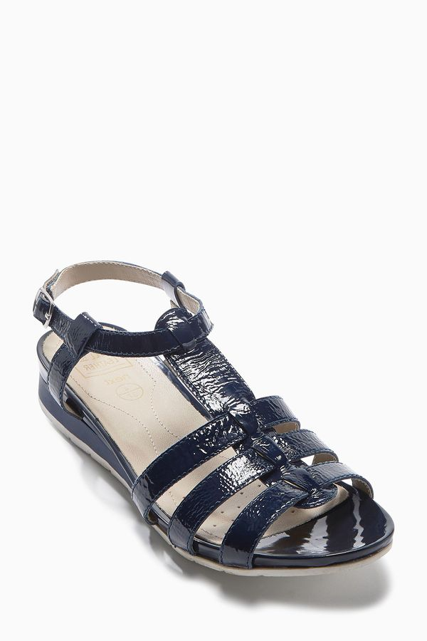next comfort gladiator sandals shopstylecouk women