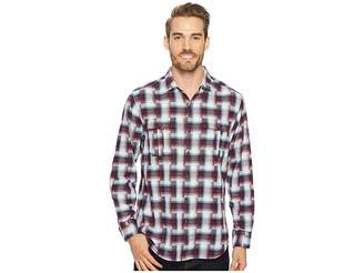 Tommy Bahama Boogie Plaid Men's Clothing