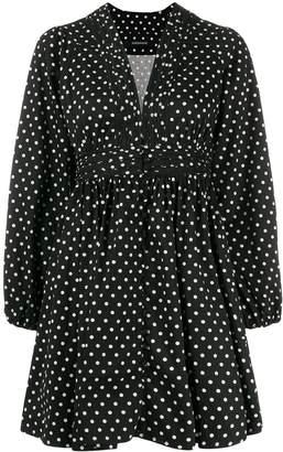 Andamane Allison polka dot dress
