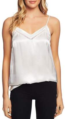1 STATE 1.STATE Satin V-Neck Camisole Top