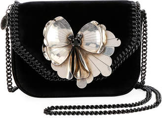 Stella McCartney Mini Falabella Butterfly Box Shoulder Bag