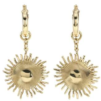 Ellery Scully Sun earrings