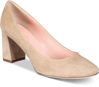 Kate Spade Beverly Block-Heel Pumps