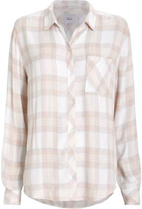 Rails Hunter Plaid Button Front Shirt