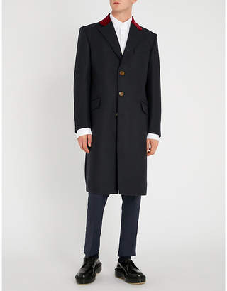 Vivienne Westwood Double-breasted wool-blend jacket