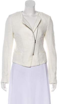 L'Agence Structured Tweed Jacket