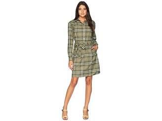 Pendleton Stevie Plaid Shirtdress Women's Dress