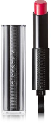 Givenchy Beauty - Rouge Interdit Vinyl Lipstick - Rose Sulfureux No. 06 $34 thestylecure.com