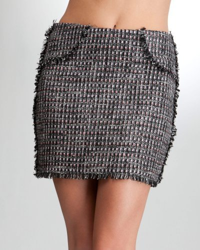Mini Tweed Skirt