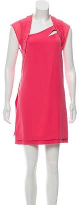 The Kooples Sleeveless Mini Dress