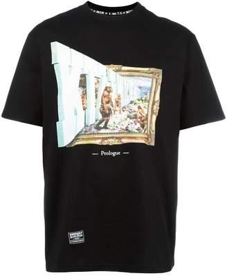 Kokon To Zai Prologue print T-shirt