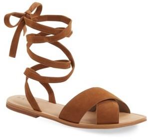 Women's Hinge Olivia Sandal $69.95 thestylecure.com