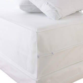 Asstd National Brand Permashield Antibacterial Extra Strong Complete Bed Protector Set
