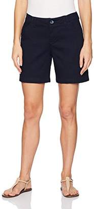 Lee Women's Straight Fit Tailored Chino Short