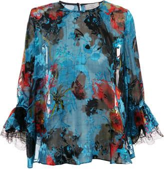 Preen by Thornton Bregazzi Lissie Floral Top