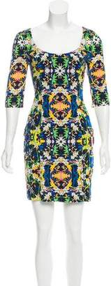 Mara Hoffman Mini Printed Dress w/ Tags