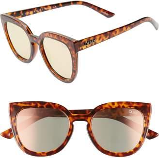 bb333e12c9c at Nordstrom · Quay Noosa 50mm Square Sunglasses