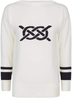 Barbour Mast Knot Sweater