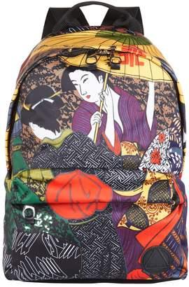 McQ Kimono Girl Backpack