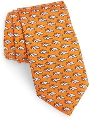 Vineyard Vines Denver Broncos Print Tie