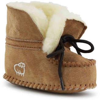 Lamo Baby Moc Infant Boot - Girl's