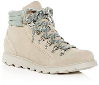 Sorel Women's Ainsley Conquest Waterproof Suede Boots