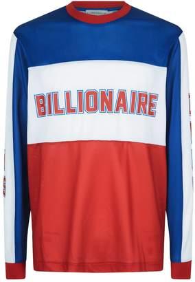 Billionaire Boys Club Perforated Tricolour Top