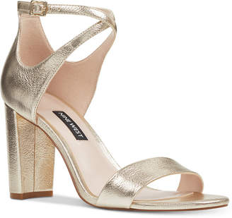Nine West Nunzaya City Sandals Women's Shoes