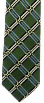 Etro Silk Jacquard Tie