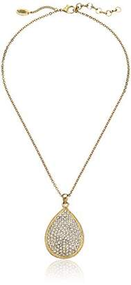 "Amrita Singh Victorian"" Ayla Crystal Pendant Necklace"