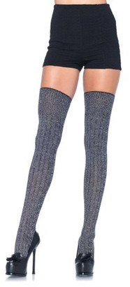 Leg Avenue Rib Knit Thigh Highs