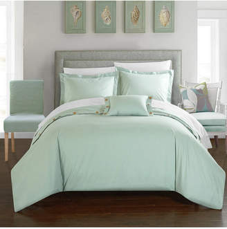 Hartford Chic Home 4 Pc Queen Duvet Cover Set Bedding