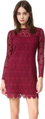 Shoshanna Mena Lace Dress $335 thestylecure.com