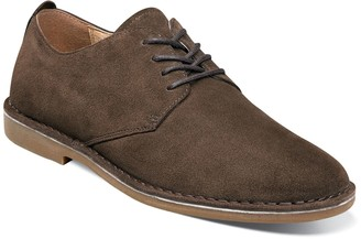 Nunn Bush Gordy Men's Suede Oxford Shoes