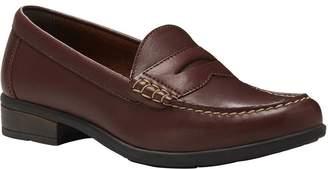 Eastland Leather Slip On Penny Loafers - Roxanne