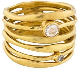 Ippolita 18K Diamond Movie Star Six-Band Ring