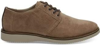 Bark Micro Corduroy Men's Preston Dress Shoes