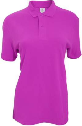 BC B&C ID.001 Unisex Adults Short Sleeve Polo Shirt (2XL)