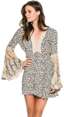 Free People Once Upon A Summertime Romper $148 thestylecure.com