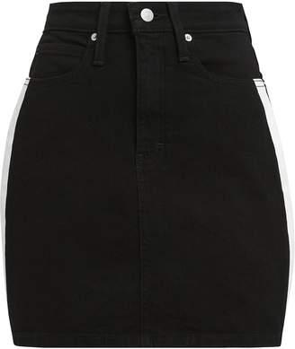 Calvin Klein Jeans Striped Mini Skirt