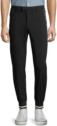Karl Lagerfeld Men's Tapered-Leg Pants