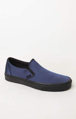 Vans Slip-On Metallic Twill Shoes
