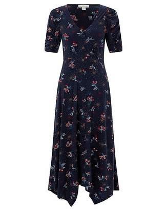 Empreinte Monsoon Hannah Print Dress