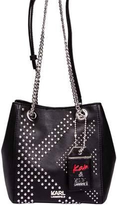 Karl Lagerfeld X Kaia Rocky Bucket Bag