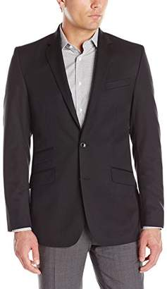 Kenneth Cole New York Men's Performance Wool Suit Separate (Blazer Pant)