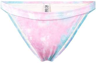 Solid & Striped tie dye Venice bikini bottoms