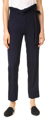 Theory Gunilla Pants $335 thestylecure.com