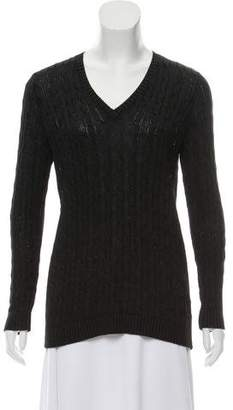 Ralph Lauren Cable Knit Long Sleeve Sweater